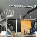 Tennis-akatemia - Danderyd, Ruotsi