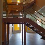 Tasojen- ja portaiden asennus - Sundsvall, Ruotsi